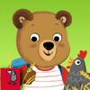 Bizzy Bear on the Farm