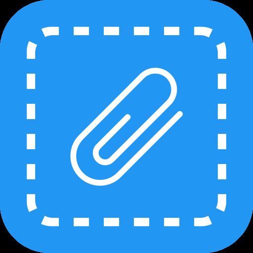 CropClip - Take a photo to your desktop