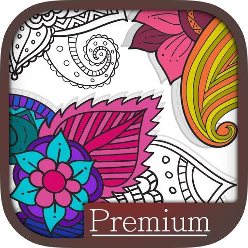 Mandalas para pintar libro para colorear premium por for Audio libro el jardin secreto