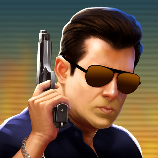 Being SalMan: The Official Game