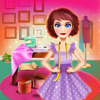 Fashion Designer Girls Games: Princess Dress Salon