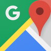 Google, Inc. - Google Maps - Navigation och Transit bild