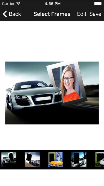 Top Latest Best Car Photo Frames & Photo Editor by Rikhil Jain