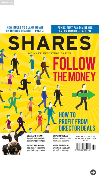 download Shares Magazine appstore review