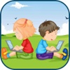 ABC Keyboard Learning - Keyboard Practice For Children kids typing games