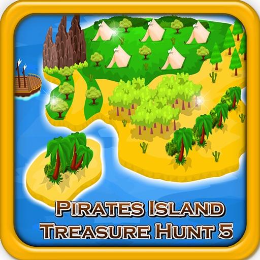 Pirates Island Treasure Hunt 5 iOS App