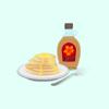 download Pancake Flapjack Stickers