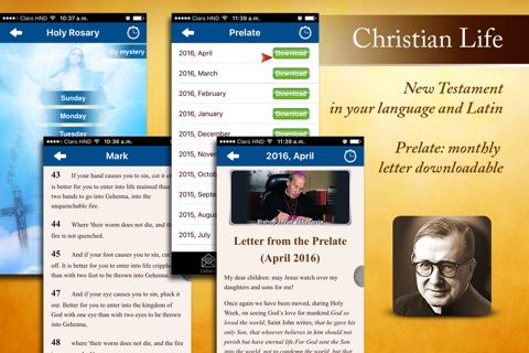 St. Josemaria screenshot 4