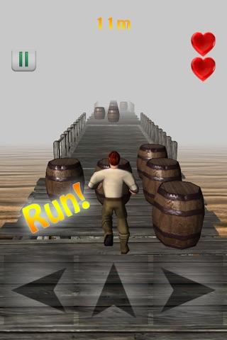 Infinity Running screenshot 2