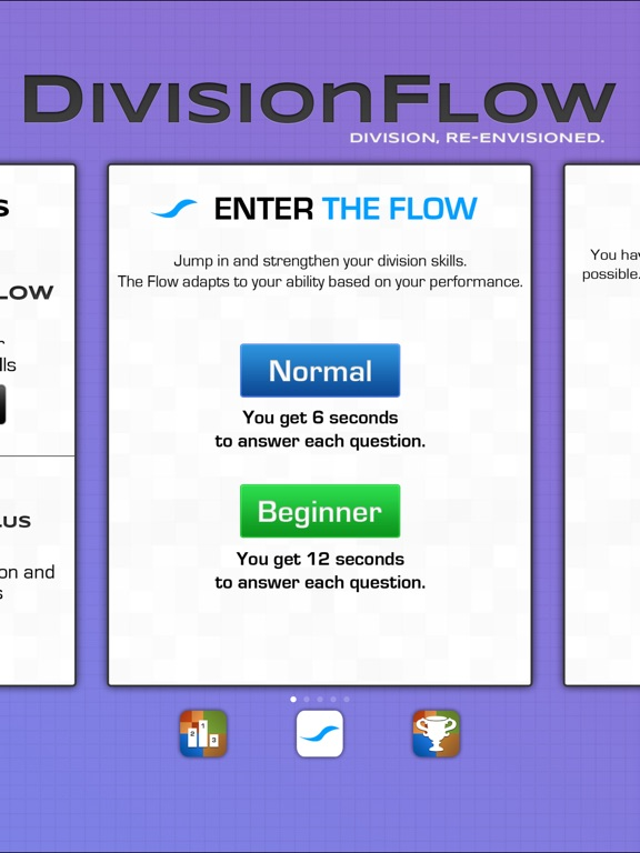DivisionFlow Screenshots