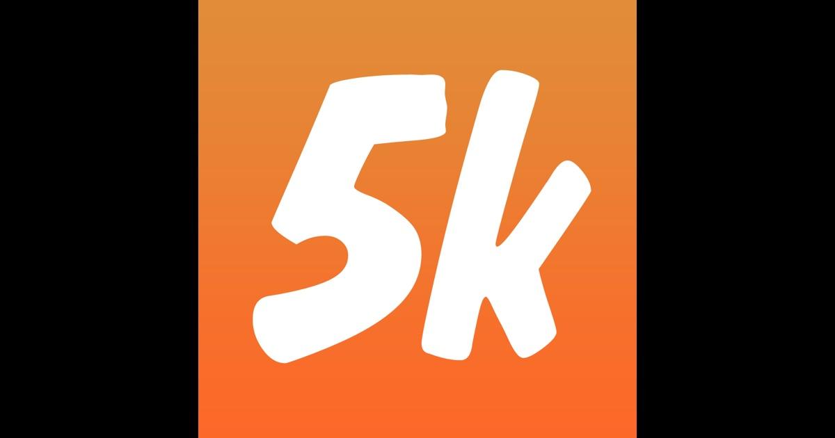 run 5k interval training stretch program on the app store. Black Bedroom Furniture Sets. Home Design Ideas