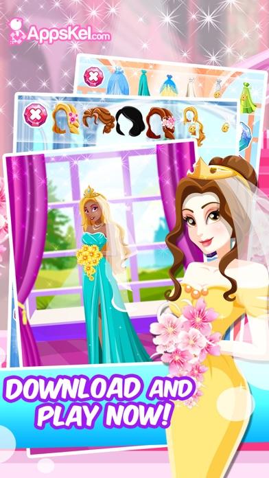Игра свадьбы принцесса  деревня для девочки Screenshot