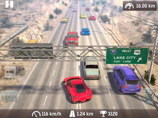 Игра Traffic: Endless Road Racing 3D