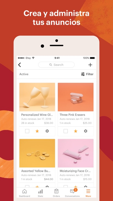 download Vender en Etsy apps 4