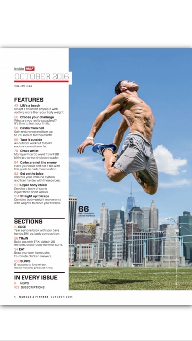 download Muscle & Fitness Australia apps 0