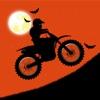 Moto Racer Halloween Town