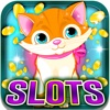 The Cat Slot Machine: Feel the thrill of winning and hit the ultimate kitten jackpot