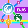 Beijing City Maps - Discover BJS with Subway, Bus, and Travel Guides.