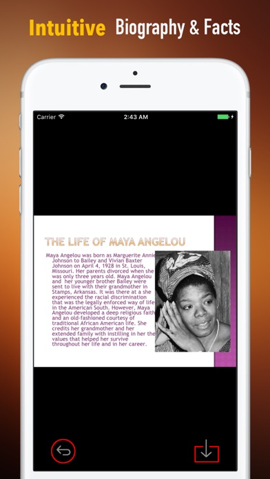 essay on maya angelou biography Essays and criticism on maya angelou - critical essays.