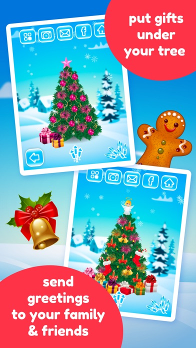 download Christmas Tree Fun - Game for Kids (No Ads) apps 2