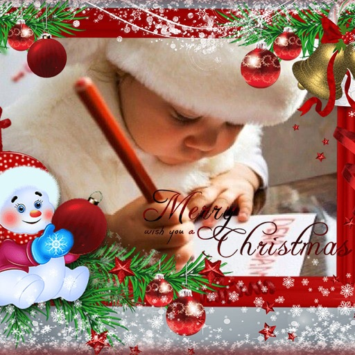 christmas photo frames photo frames for social ios app