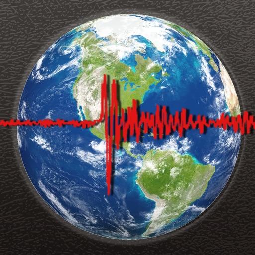 Earthquake - международные отчеты, тревога, карты и пользовательские уведомления о мировых землетрясениях