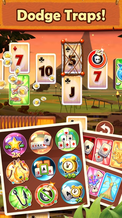 download Solitaire Tripeaks – Patience appstore review
