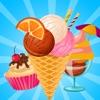 QCat - Мороженое игра малыша (бесплатно для детей дошкольного малыша)