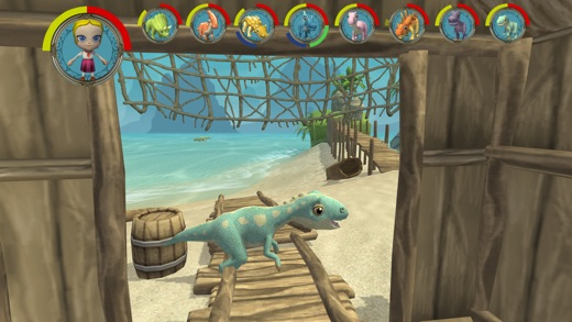 Jurassic Dino Kids Screenshot