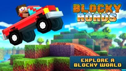 Blocky Roads Скриншоты3