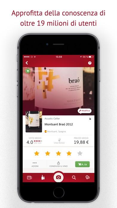 Vivino: Scanner per il vino Screenshot