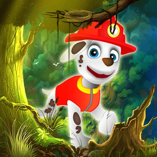 Pups of the Jungle - Paw The Patrol Version iOS App