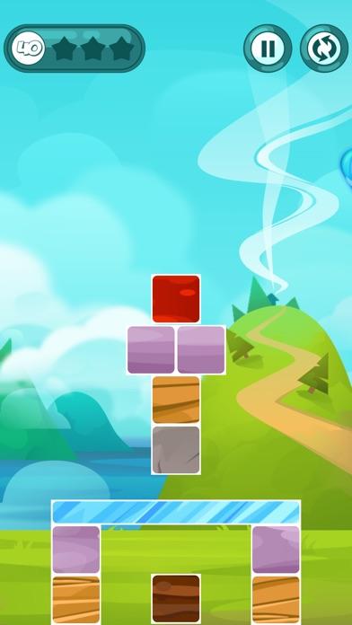 Блоки - Физическая Головоломка Screenshot