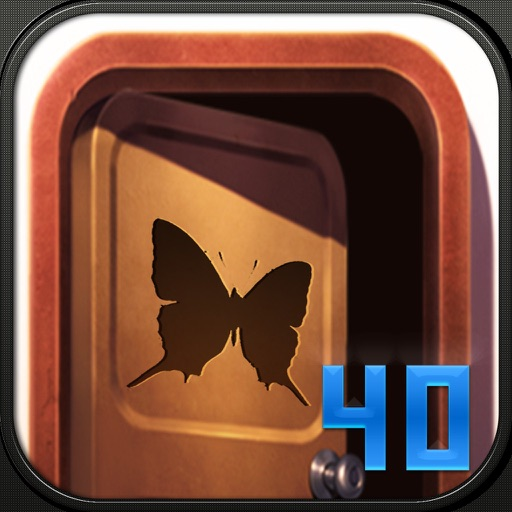Room : The mystery of Butterfly 40 iOS App