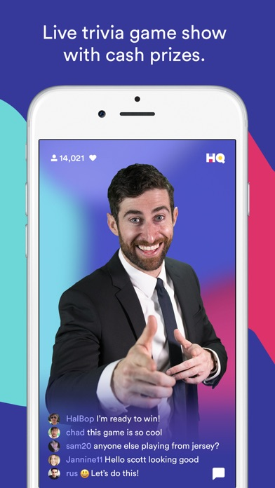 download HQ - Live Trivia Game Show apps 3