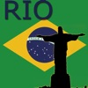 在里約熱內盧地圖