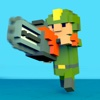 Blocky Combat Shooter 3D