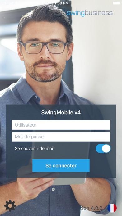 SwingBusinessCapture d'écran de 1