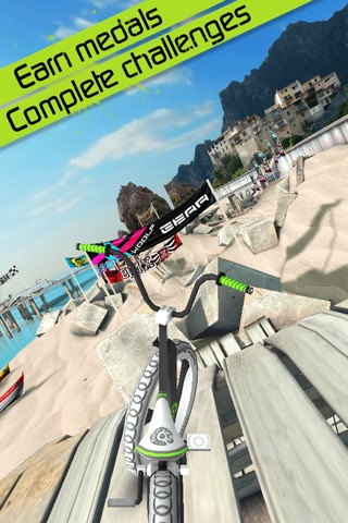 Touchgrind BMX screenshot 4