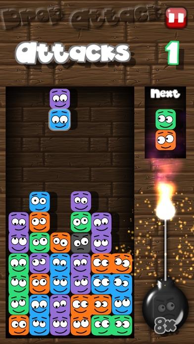 Скриншот Drop Attack