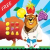 Fruit Match 3 Puzzle Game