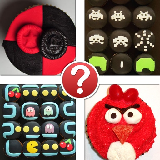 Games by Cupcake Trivia - Creative Pastry Picture Pop Quiz
