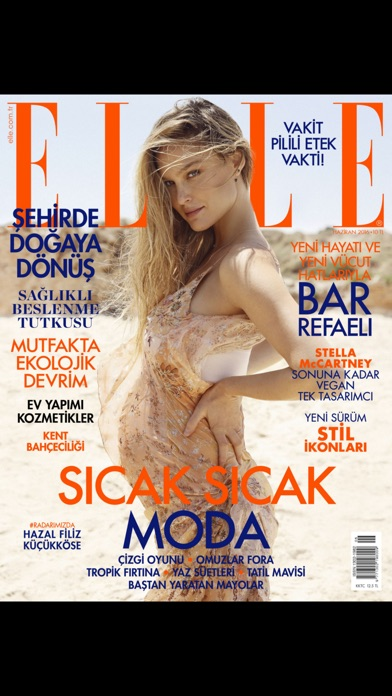 Elle Trkiye review screenshots
