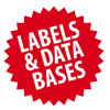 Labels and Databases - professional label maker
