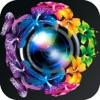 Flower crown - Фото фильтры, рамки и эффекты free