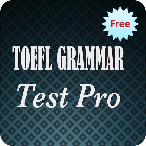 TOEFL Grammar Test Pro iOS App