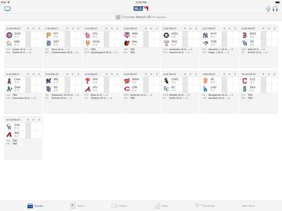 MLB At Bat IPA Cracked for iOS Free Download