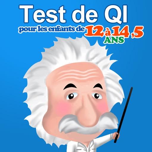 Test de QI pour les enfants de 12 à 14 ans iOS App