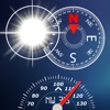 Compass, Flashlight, Speedometer, Altimeter, Course