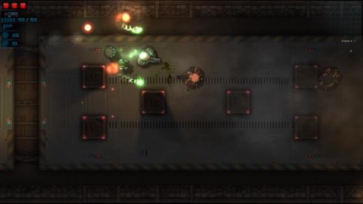 Feral Fury Screenshot